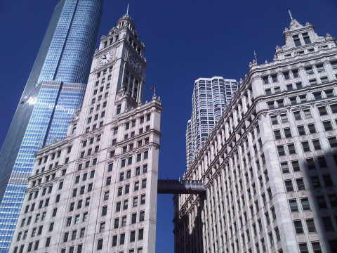 Chicago Self-Guided Walking Tours and Chicago Sightseeing Guide ...
