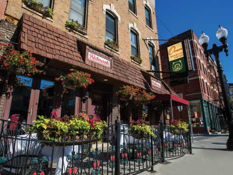 Orsos Italian Restaurant Old Town Chicago Chicago Dining