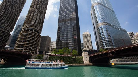 Shoreline Sightseeing Chicago Boat Tours Chicago Tours Boat