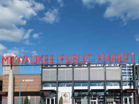 Milwaukee Public Market Third Ward